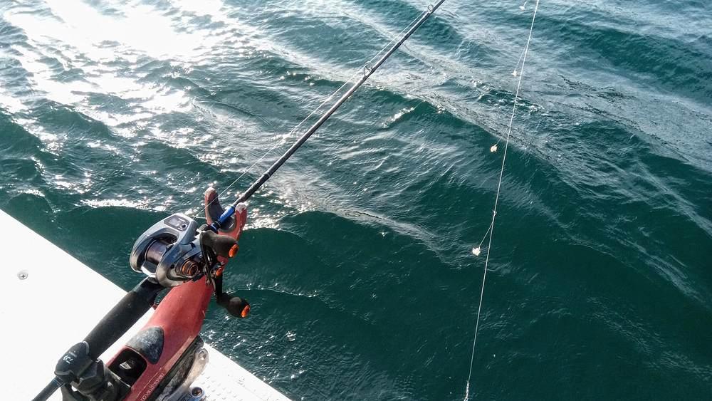 ウマヅラ釣り