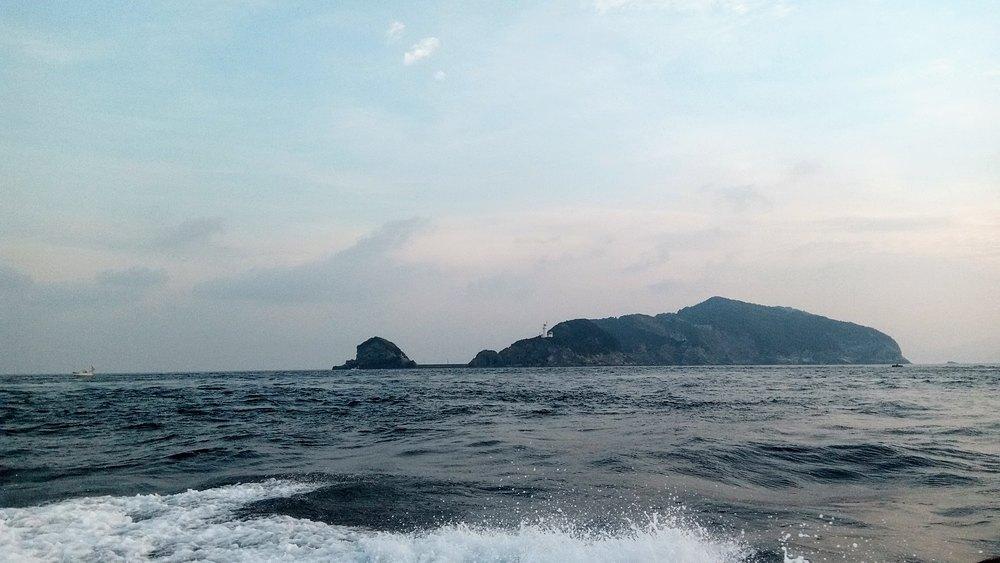 四国最西端 佐多岬