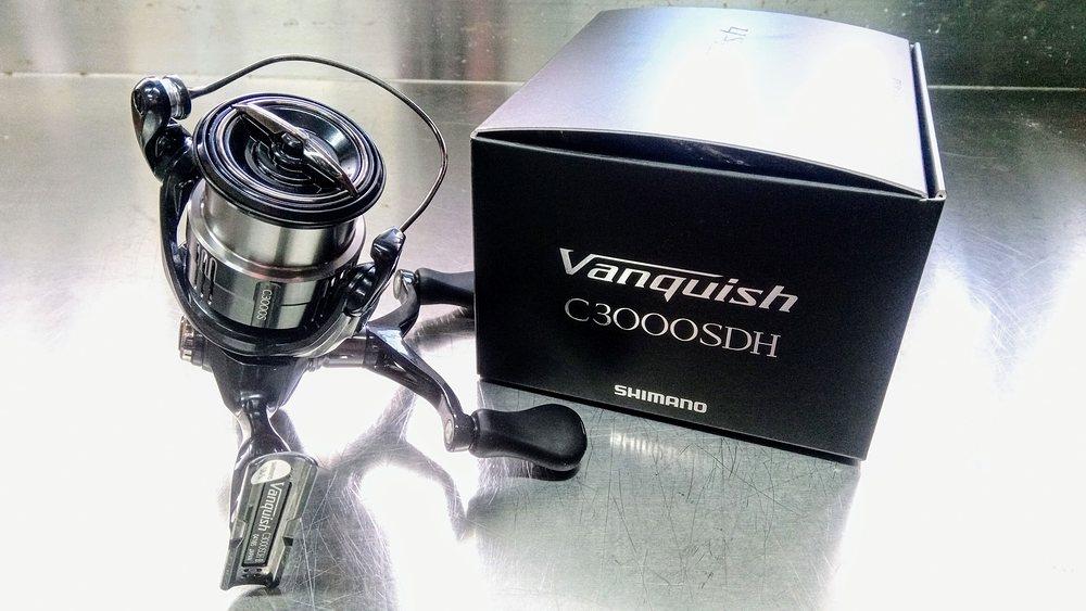 シマノ 19 ヴァンキッシュ C3000SDH